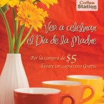 Coffee Station Mother's Day Poster